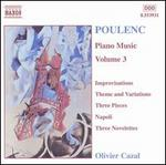 Poulenc: Piano Music, Vol. 3
