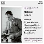 Poulenc: Songs