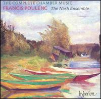 Poulenc: The Complete Chamber Music - Craig Ogden (guitar); David Purser (trombone); Gareth Hulse (oboe); Ian Brown (piano); John Wallace (trumpet);...