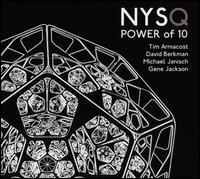 Power of 10 - New York Standards Quartet