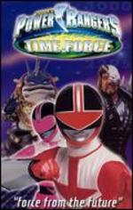 Power Rangers Time Force, Vol. 1: Force From the Future