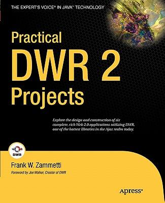 Practical DWR 2 Projects - Zammetti, Frank