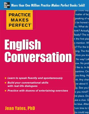 Practice Makes Perfect English Vocabulary for Beginning ESL Learners - Yates, Jean