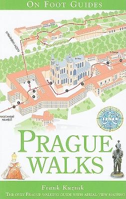 Prague Walks - Kuznik, Frank