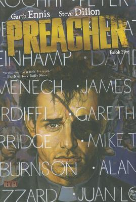 Preacher: Book 05 - Dillon, Steve (Artist), and Ennis, Garth