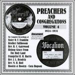 Preachers and Congregations, Vol. 4: 1924-1931