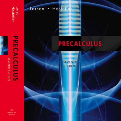 Precalculus - Larson, Ron, and Hostetler, Robert P.