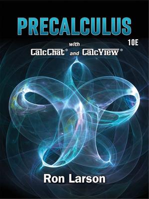 Precalculus - Larson, Ron, Professor