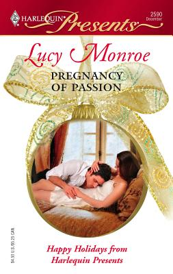 Pregnancy of Passion - Monroe, Lucy