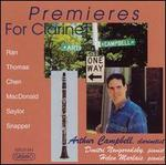 Premieres for Clarinet