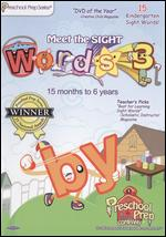 Preschool Prep Series: Meet the Sight Words, Vol. 3 -