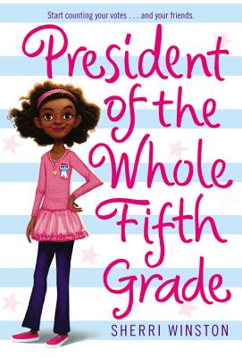 President of the Whole Fifth Grade - Winston, Sherri
