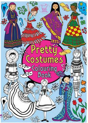 Pretty Costumes Colouring Book - Ryan, Nellie