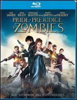 Pride and Prejudice and Zombies [Includes Digital Copy] [UltraViolet] [Blu-ray]