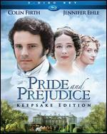 Pride and Prejudice [Keepsake Edition] [2 Discs] [Blu-ray]