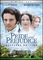 Pride and Prejudice [Keepsake Edition] [2 Discs] - Simon Langton