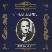 Prima Voce: Chaliapin - Balalaika Orchestra; Cedric Sharpe (cello); Feodor Chaliapin (bass); G. Godzinsky (piano); Ivor Newton (piano);...