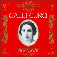 Prima Voce: Galli-Curci - Amelita Galli-Curci (soprano); Francis J. Lapitino (harp); Giuseppe de Luca (baritone); Manuel Berenguer (flute);...