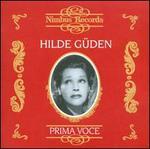 Prima Voce: Hilde G�den