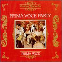 Prima Voce Party - Alexander Kipnis (bass); Amelita Galli-Curci (soprano); Beniamino Gigli (tenor); Blanche Marchesi (vocals);...