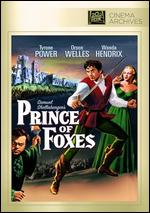 Prince of Foxes - Henry King