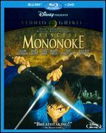 Princess Mononoke [2 Discs] [Blu-ray/DVD] - Hayao Miyazaki