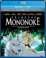 Princess Mononoke [Blu-ray/DVD] [2 Discs]