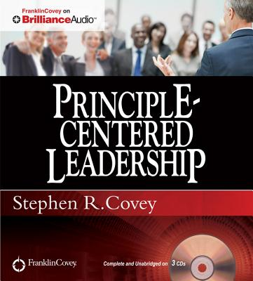 Principle-Centered Leadership - Covey, Stephen R, Dr. (Read by)