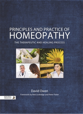 Principles and Practice of Homeopathy: The Therapeutic and Healing Process - Owen, David, and Leckridge, Bob (Foreword by), and Fisher, Peter (Foreword by)