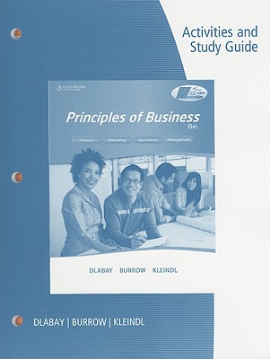 Principles of Business Activities and Study Guide - Dlabay, Les