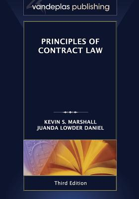 Principles of Contract Law, Third Edition 2013 - Paperback - Marshall, Kevin S, and Lowder Daniel, Juanda