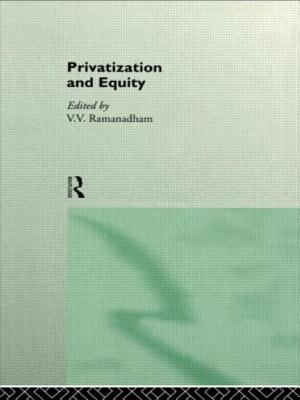 Privatization and Equity - Ramanadham, V