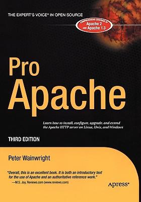 Pro Apache - Wainwright, Peter