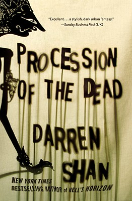 Procession of the Dead - Shan, Darren