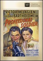Professional Soldier - Tay Garnett