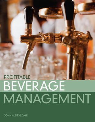 Profitable Beverage Management - Drysdale, John