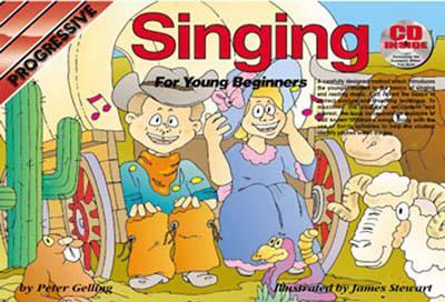 Progressive Singing Method for Young Beginners - Gelling, Peter