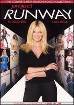 Project Runway: The Complete First Season [3 Discs]
