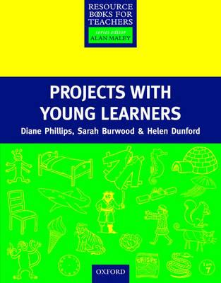 Projects with Young Learners - Burwood, Sarah