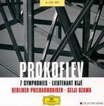 Prokofiev: 7 Symphonies; Lieutenant Kij?