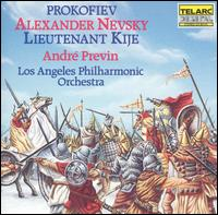 Prokofiev: Alexander Nevsky; Lieutenant Kije - Christine Cairns (mezzo-soprano); Los Angeles Master Chorale (choir, chorus); Los Angeles Philharmonic Orchestra;...