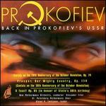 Prokofiev: Back in Prokofiev's USSR