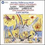 Prokofiev: Peter and the Wolf; Saint-Sa�ns: Carnival of the Animals