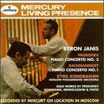 Prokofiev: Piano Concerto No. 3; Rachmaninoff: Piano Concerto No. 1