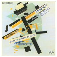 Prokofiev: Piano Concerto Nos. 2 & 3; Piano Sonata No. 2 - Freddy Kempf (piano); Bergen Philharmonic Orchestra; Andrew Litton (conductor)