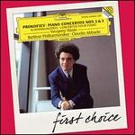 Prokofiev: Piano Concertos Nos. 1 & 3