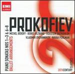 Prokofiev: Piano Sonatas Nos. 1-3, 6-8; Ballet Arrangements