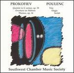 Prokofiev, Poulenc: Chamber Music