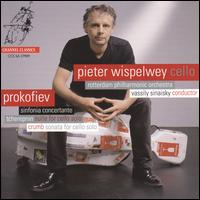 Prokofiev: Sinfonia Concertante; Tcherepnin: Suite for cello solo; Crumb: Sonata for cello solo - Giovanni Battista Guadagnini (cello maker); Pieter Wispelwey (cello); Rotterdam Philharmonic Orchestra;...