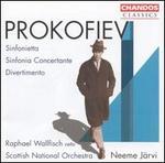 Prokofiev: Sinfonietta; Sinfonia Concertante; Divertimento